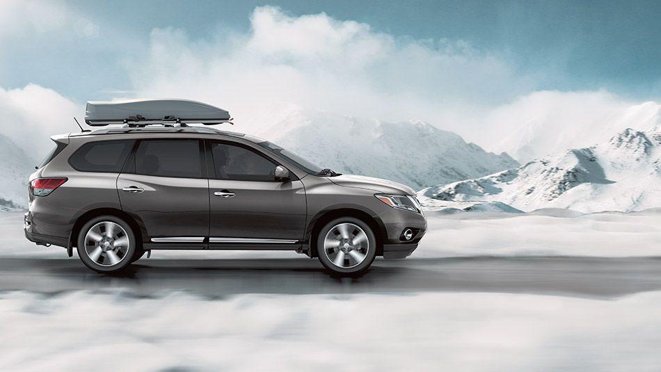 2015 Nissan Pathfinder AllStarAuto