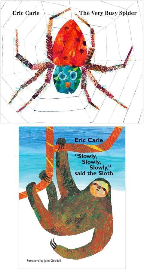 Penguin Random House Flash Eric Carle Bundle # 5