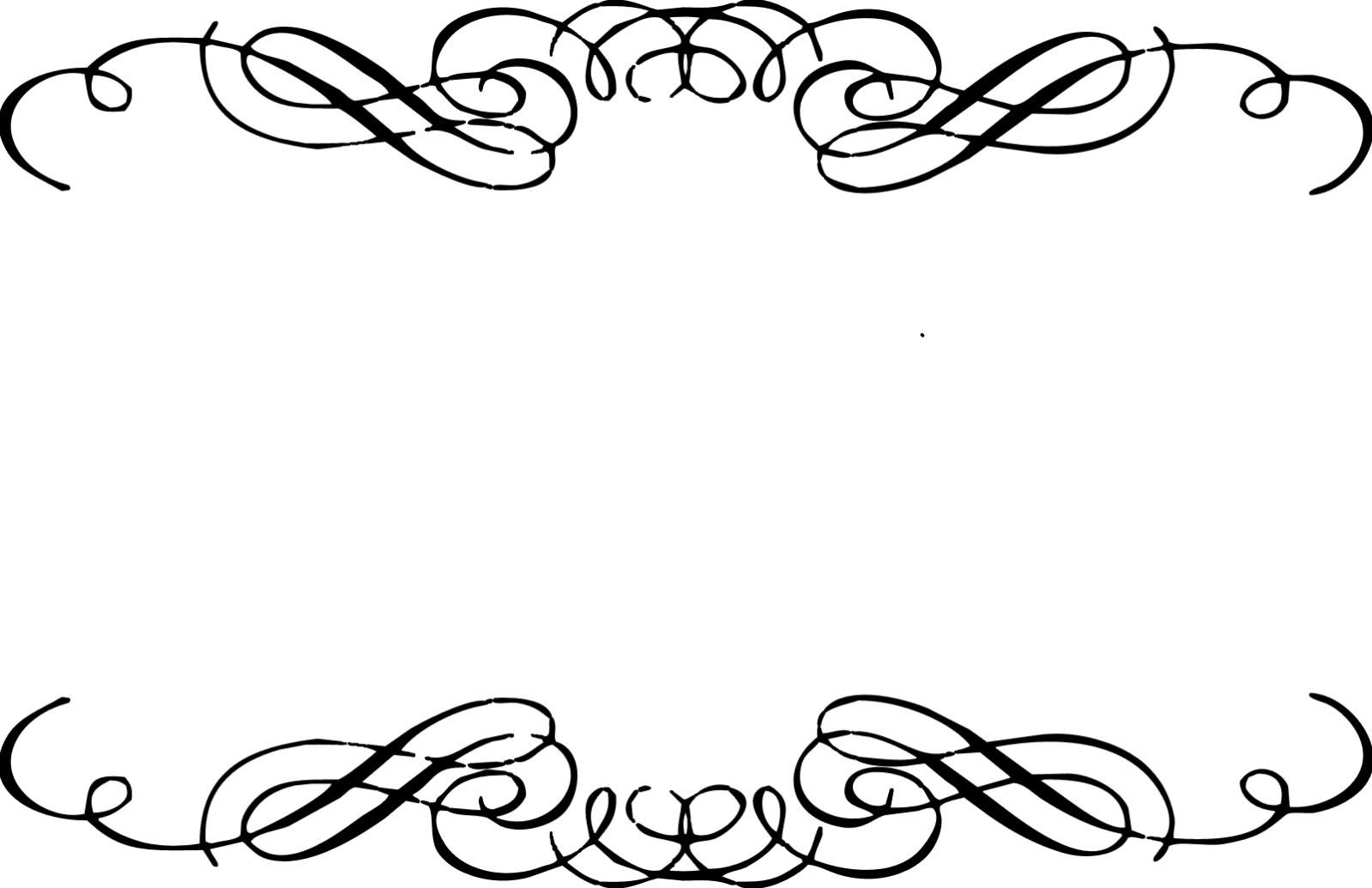 Wedding Swirls The Wedding Calligraphy Swirls Collection