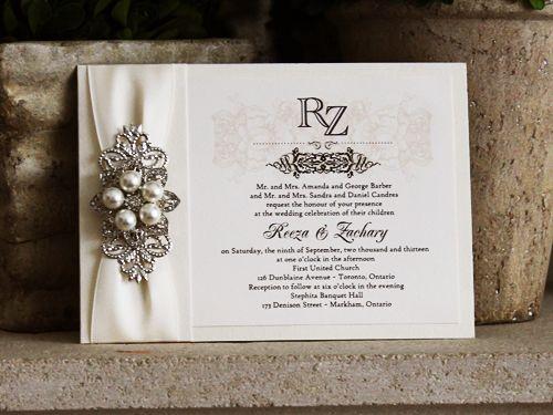 Inspirational persian wedding invitations pictures persian horizon persian invitation 717 white gold cream smooth majestic high tower filmwisefo