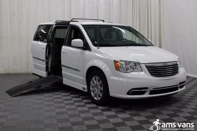 Chrysler Dodge Wheelchair Vans Available Wheelchair Van