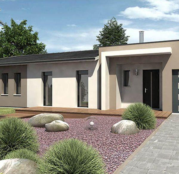Modèle de maison ALBA -  Retrouvez tous les types de maison à - modeles de maison a construire