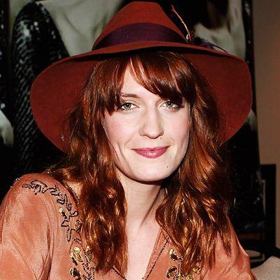 florence welch | Florence Welch - 2012 - Florence Welch - Transformation - Hair ...