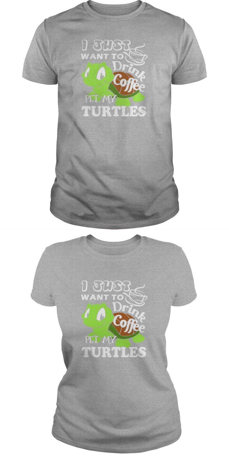 ff460d669 Drink Coffee And Pet My Turtle Shirt Womens Premium Tank Top #hero #turtles  #t-shirt #ninja #turtles #t #shirt #urban #outfitters #ninja #turtles #t # shirt ...
