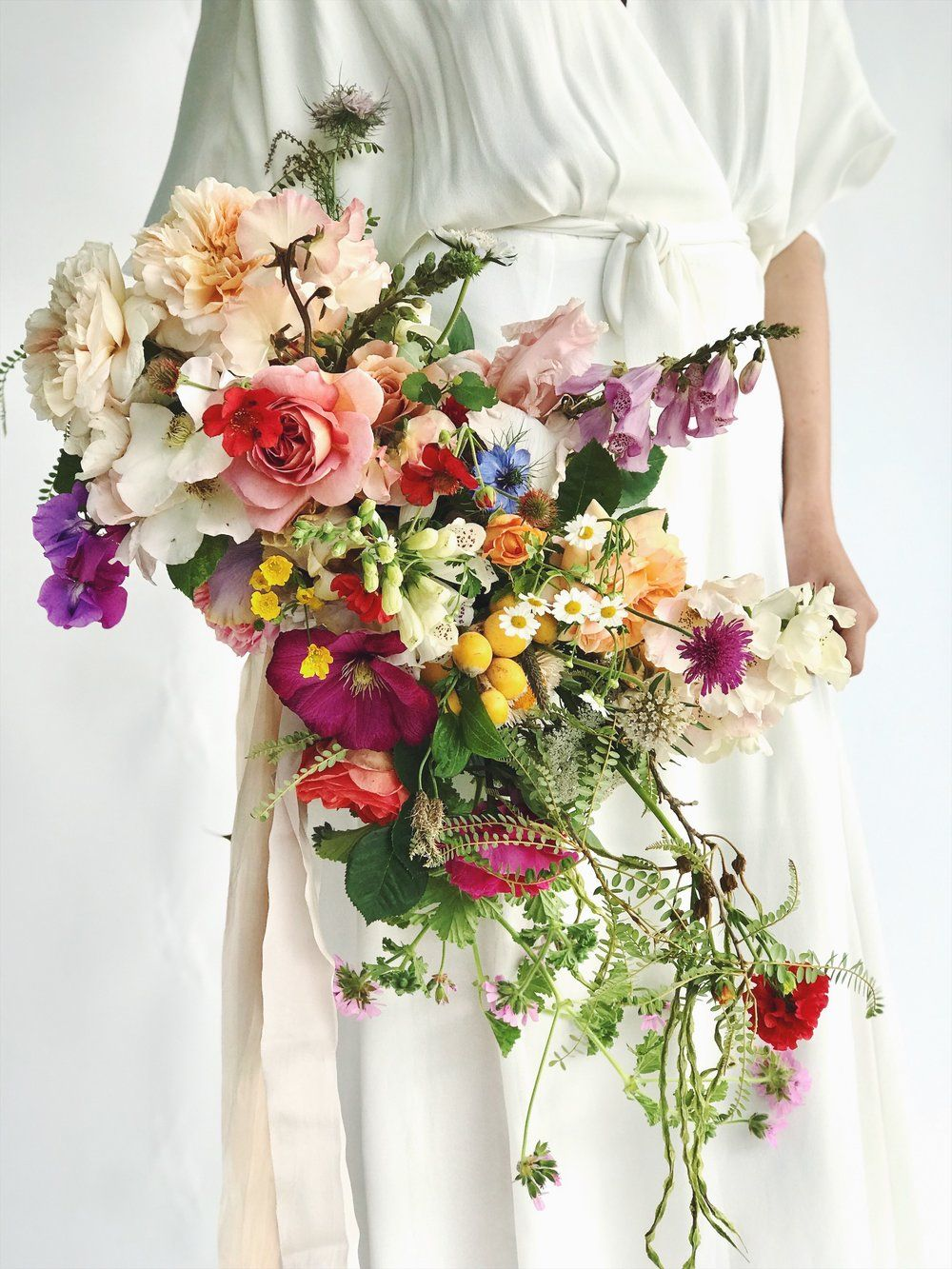 Bouquet by Tanya Shaw Oh Flora Studio Floral & Event