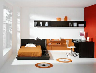 Dormitorio juvenil minimalista my life pinterest - Dormitorios juveniles minimalistas ...