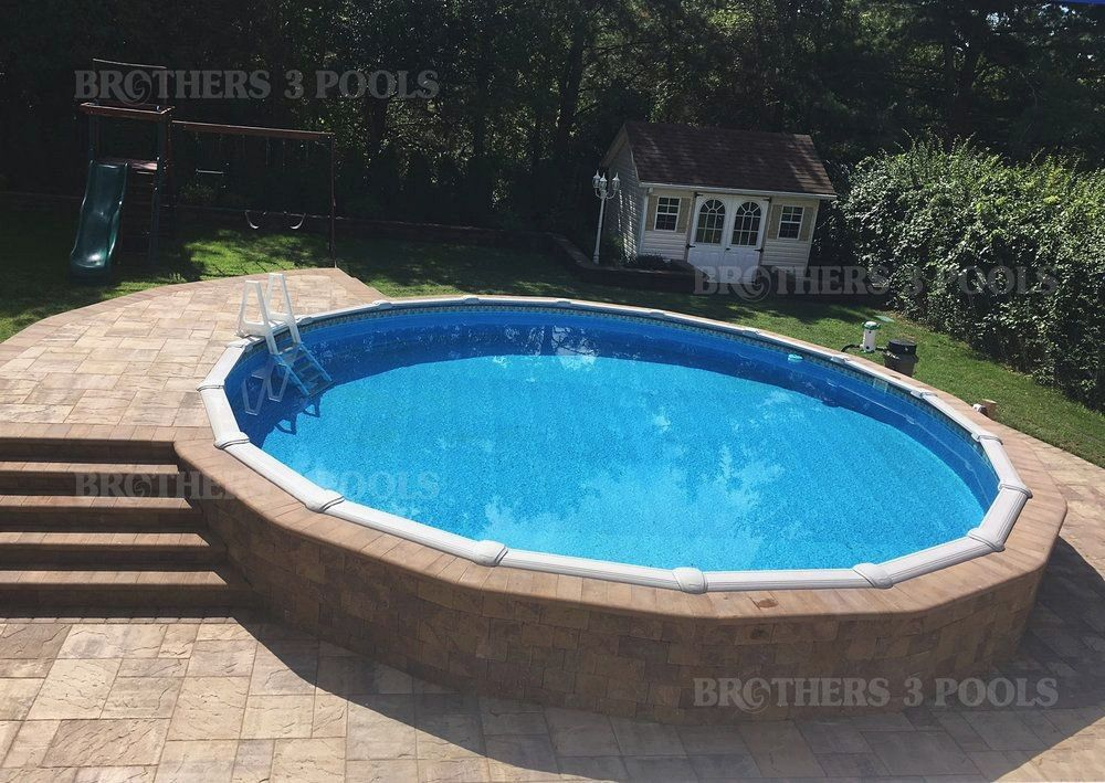 99 Prodigious Above Ground Pools Buried Above Ground Pools Ideas Backyard In Ground Pools Backyard Pool Backyard Pool Landscaping