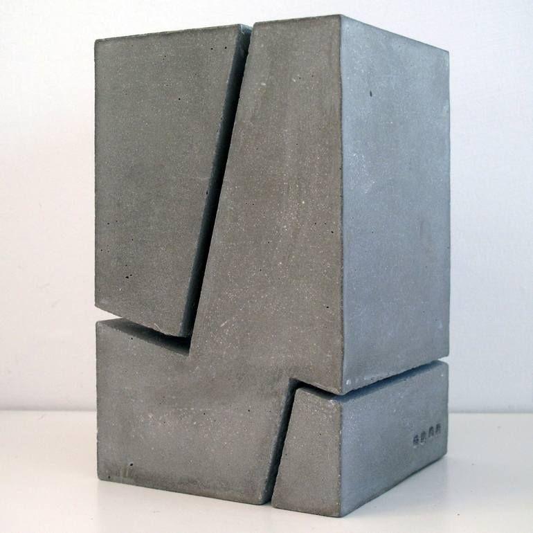 Bf 10 4 4 Sculpture In 2020 Abstract Sculpture Concrete Sculpture Sculpture