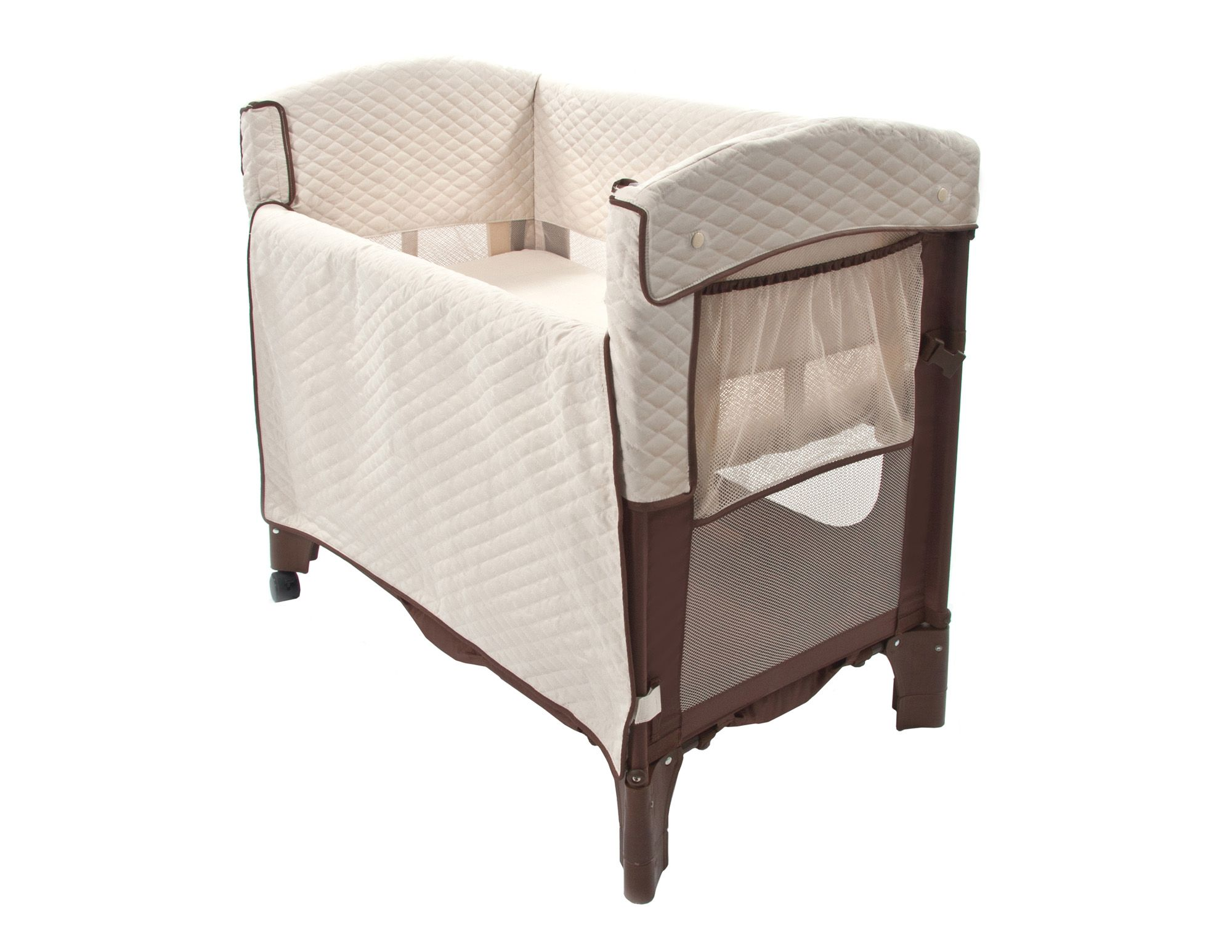 Mini Arc Convertible bassinet co sleeper playpen