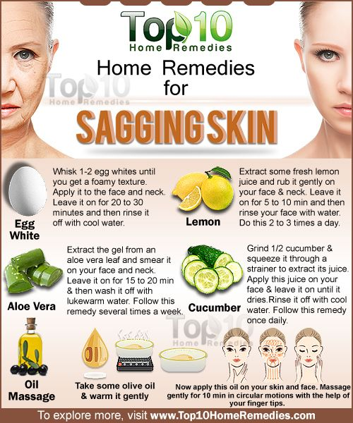 Home Remedies For Sagging Skin  Beauty  Tighten Loose -3963
