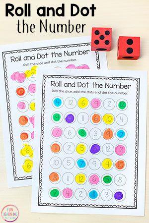 Preschool Math Activities that are Super Fun!