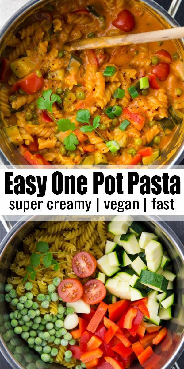 Cremige vegane Eintopfnudeln (asiatische Art) – Keto dinner recipes