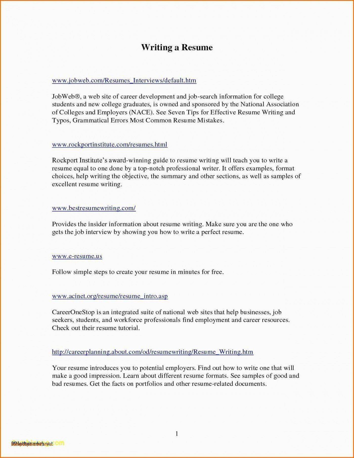 Resume Templates 2020 Reddit
