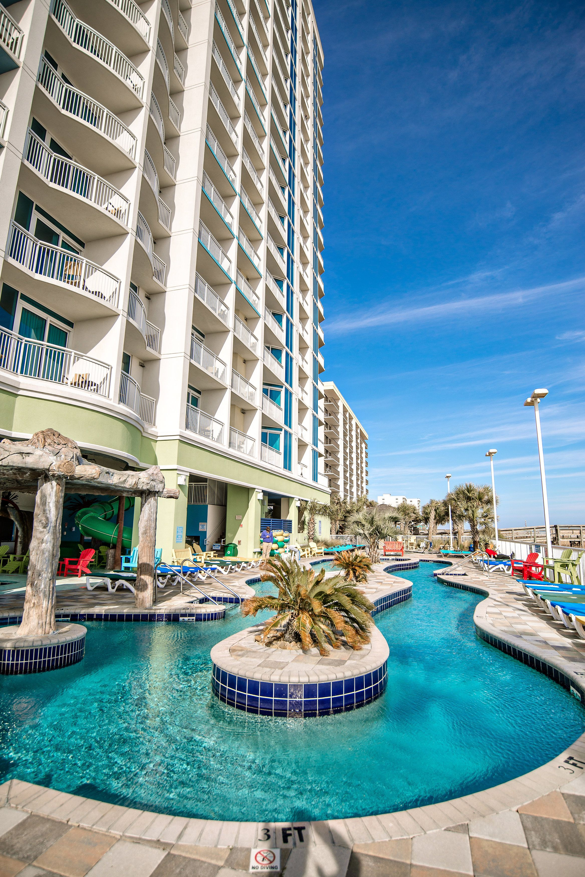 Come Sit But The Pool And Enjoy The North Myrtle Beach