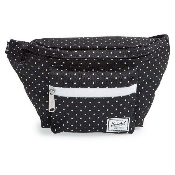 2c9e72fc6749 Women's Herschel Supply Co. 'Seventeen' Belt Bag (185 SEK) ❤ liked ...
