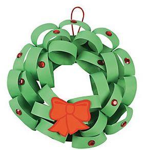 Lavoretti Di Natale Ghirlande Per Bambini.Natale Lavoretti Per Bambini Ghirlande Natale Christmas Crafts