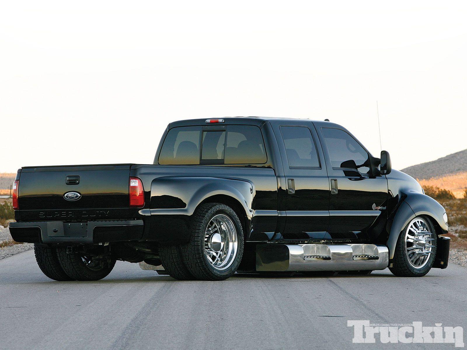 2008 ford f650 rear angle