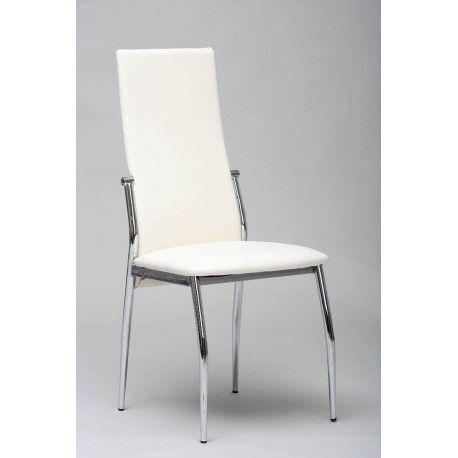 Superbe Chaise Faite A Base De Simili Cuir De Haute Qualite Confortable Et Solide Celle Ci Vous Sera Fidele Pour Une Lon Dining Chairs Uk Dining Chairs Chair