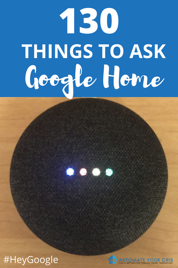 Google Home is an awesome device that can be used to play a variation of entertainment options, manage daily task and a faster way to get your answer to your questions. #googlehome #googleassistant #homeautomation #heygoogle #googlemini #googlehomemini