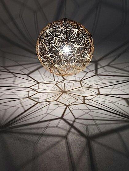 Shadow Lamp Pendant Light Design Tom Dixon Pendant Lamps Unique Lighting
