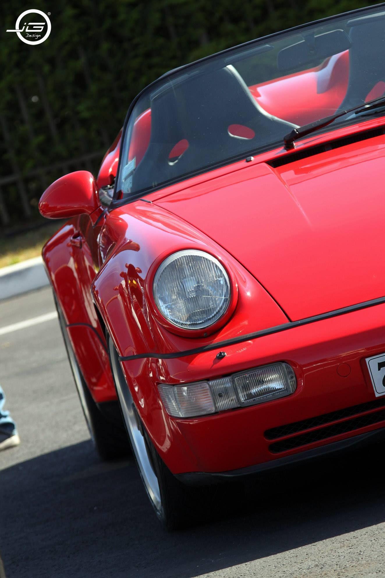 964 Speedster. Porsche 964, Porsche 911 targa, Porsche