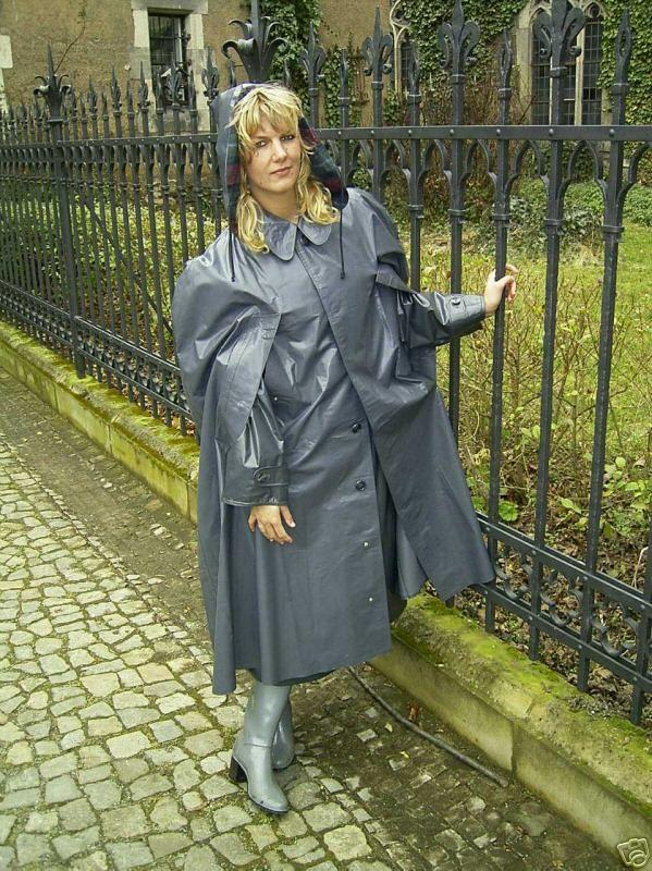 vintage fkk frauen das tragen von capes