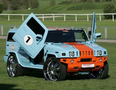 Ver Carros Modificados Venta Automoviles Gulf Camioneta Hummer