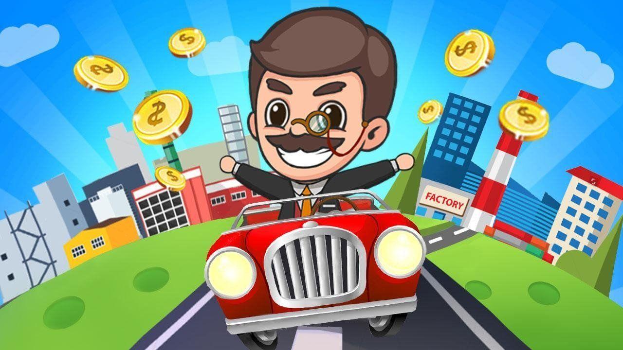 Idle Car Tycoon Mod Apk 1 29 Unlimited Money Download Car Go