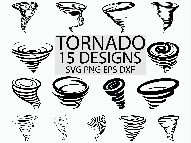 Tornado Svg Hurricane Svg Typhoon Svg Storm Svg Clipart Etsy Tornado Hurricane Tattoo Tornado Tattoo