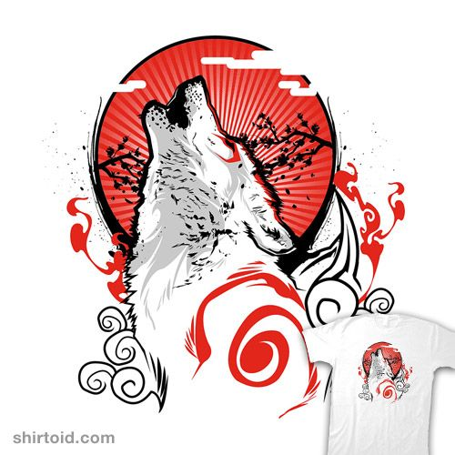 Goddess Of The Sun Japanese Tattoo Art Samurai Art Amaterasu