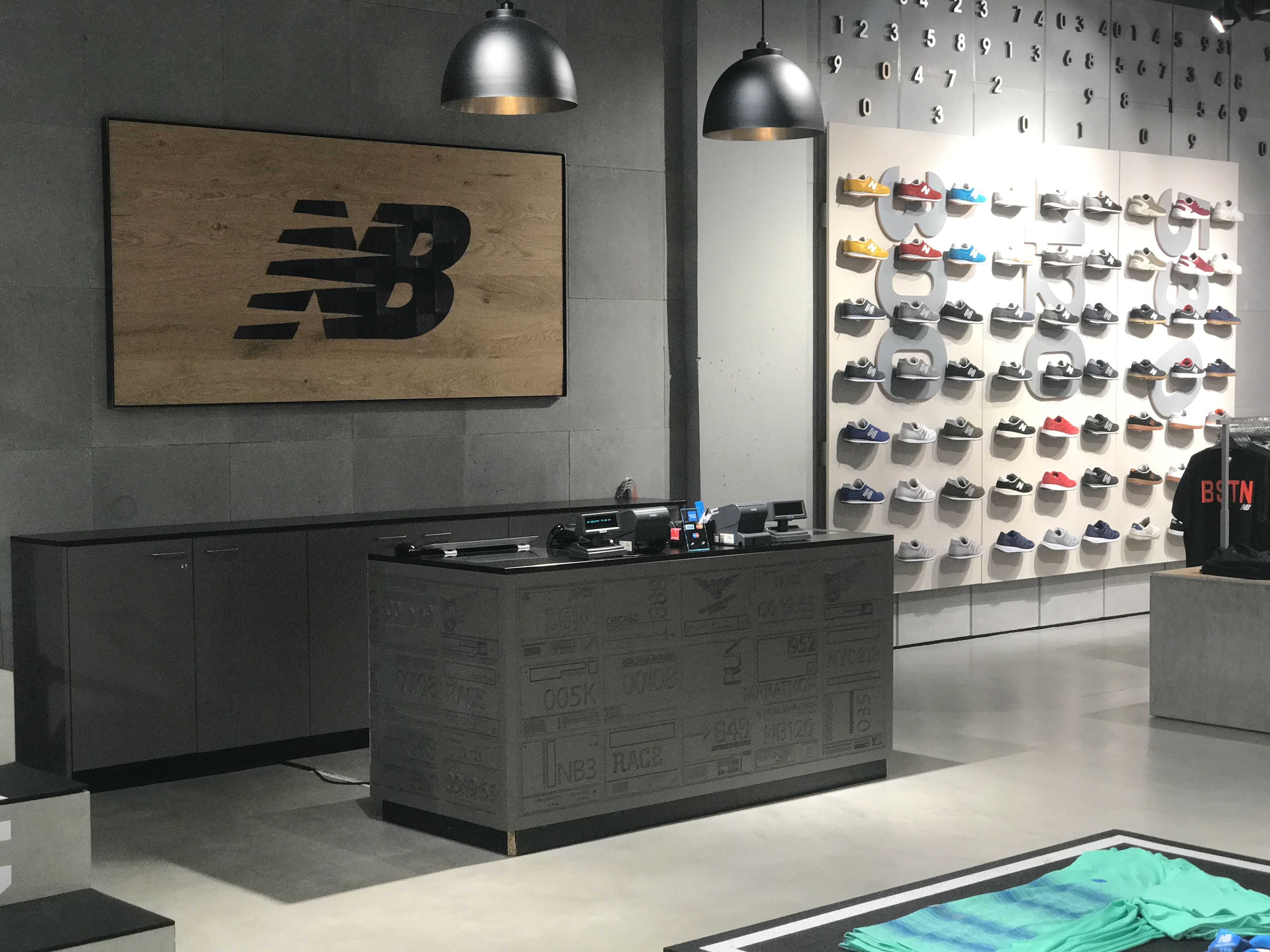 cc580fed6a New Balance - Central London, April 2017 Point of sale #sportbrands #retail  #vm #visualmerchandising #newbalance