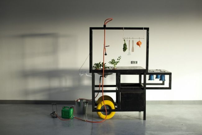 Ähnliches Foto (mit Bildern)   Mobile küche, Wohnstile ...