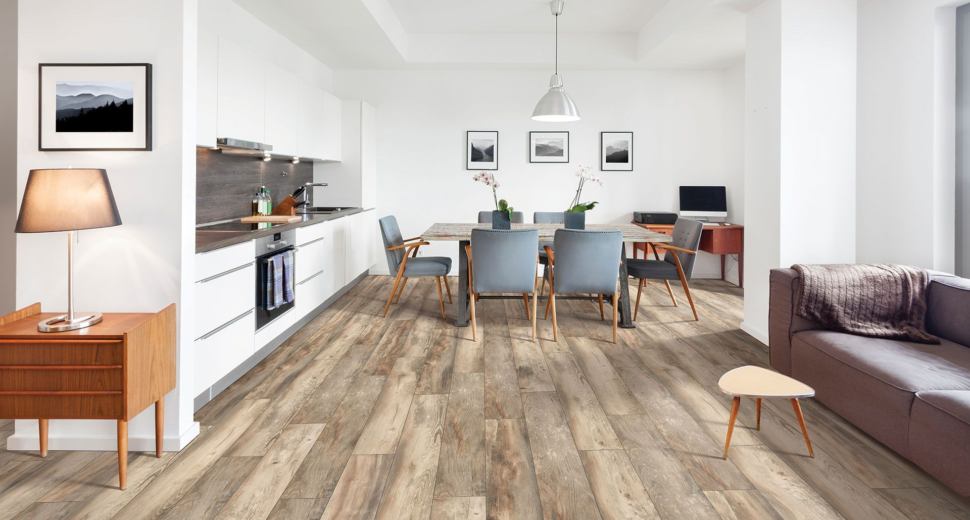 A versatile modern laminate that produces the warmth and style of hardwood pergo portfolio in barnwood pine is covered by pergos limited lifetime