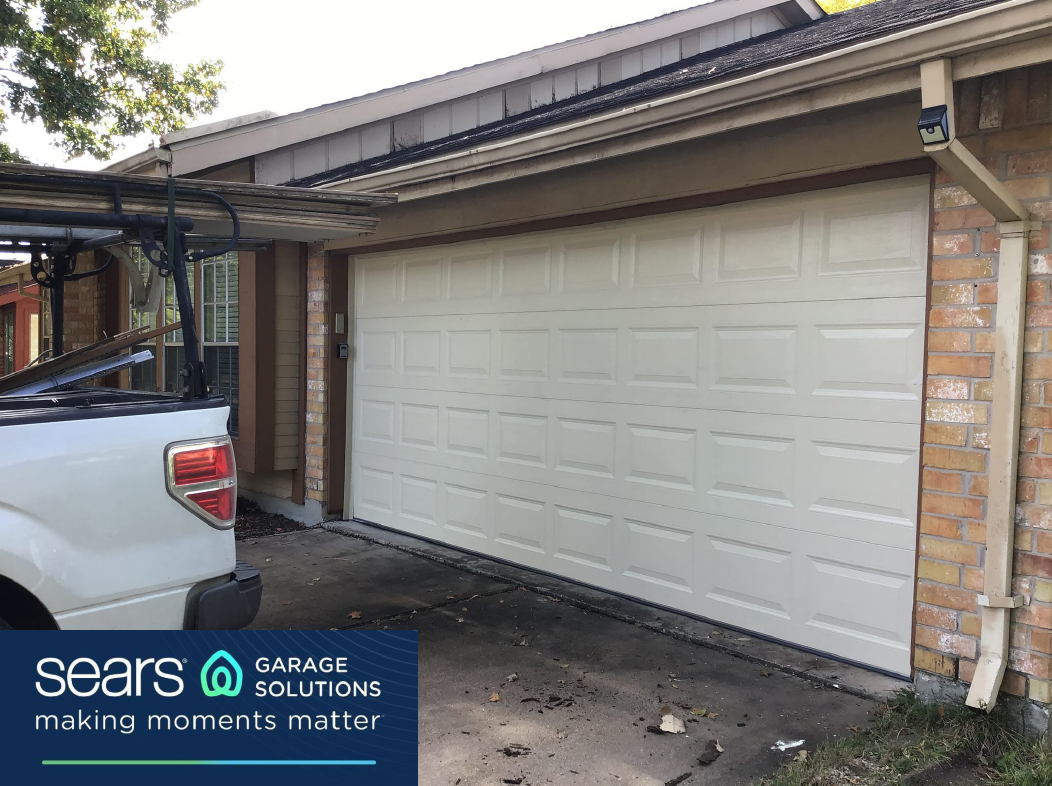 Pin By Sears Garage Solutions On 16x7 Garage Door Replacement Garage Doors Garage Door Design Doors