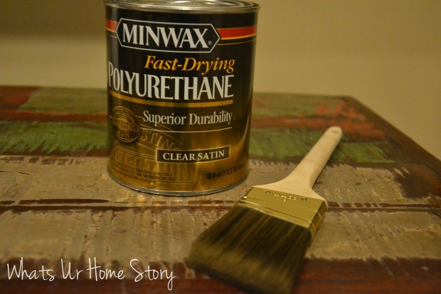 How To Stain Wood Tutorial Wood Stain Colors Minwax Polyurethane