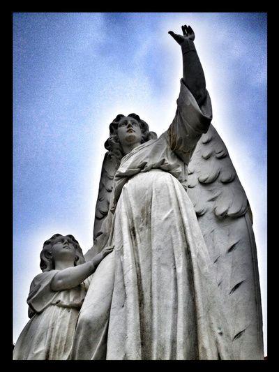 Angel Art Print--by Poste Haste Art