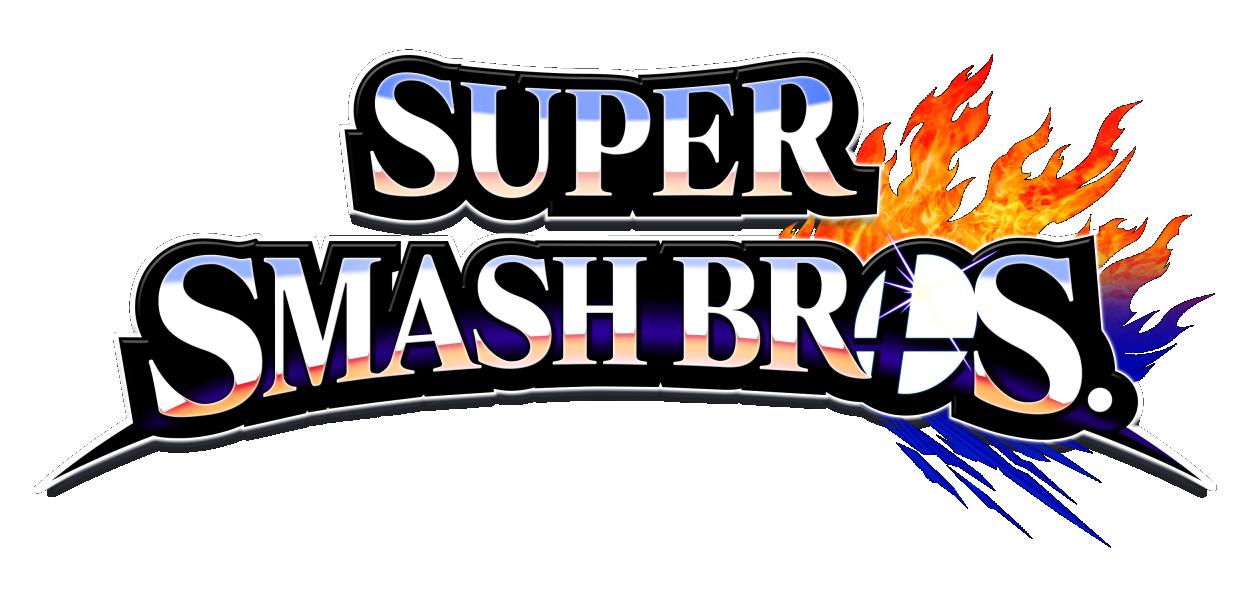 Super Smash Bros 4 Png 1250 600 Super Smash Bros Super Smash Bros Logo Smash Bros
