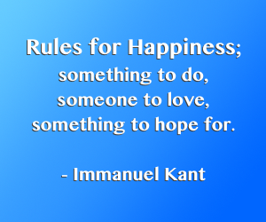 Simple Rules for #Happiness - #quotes