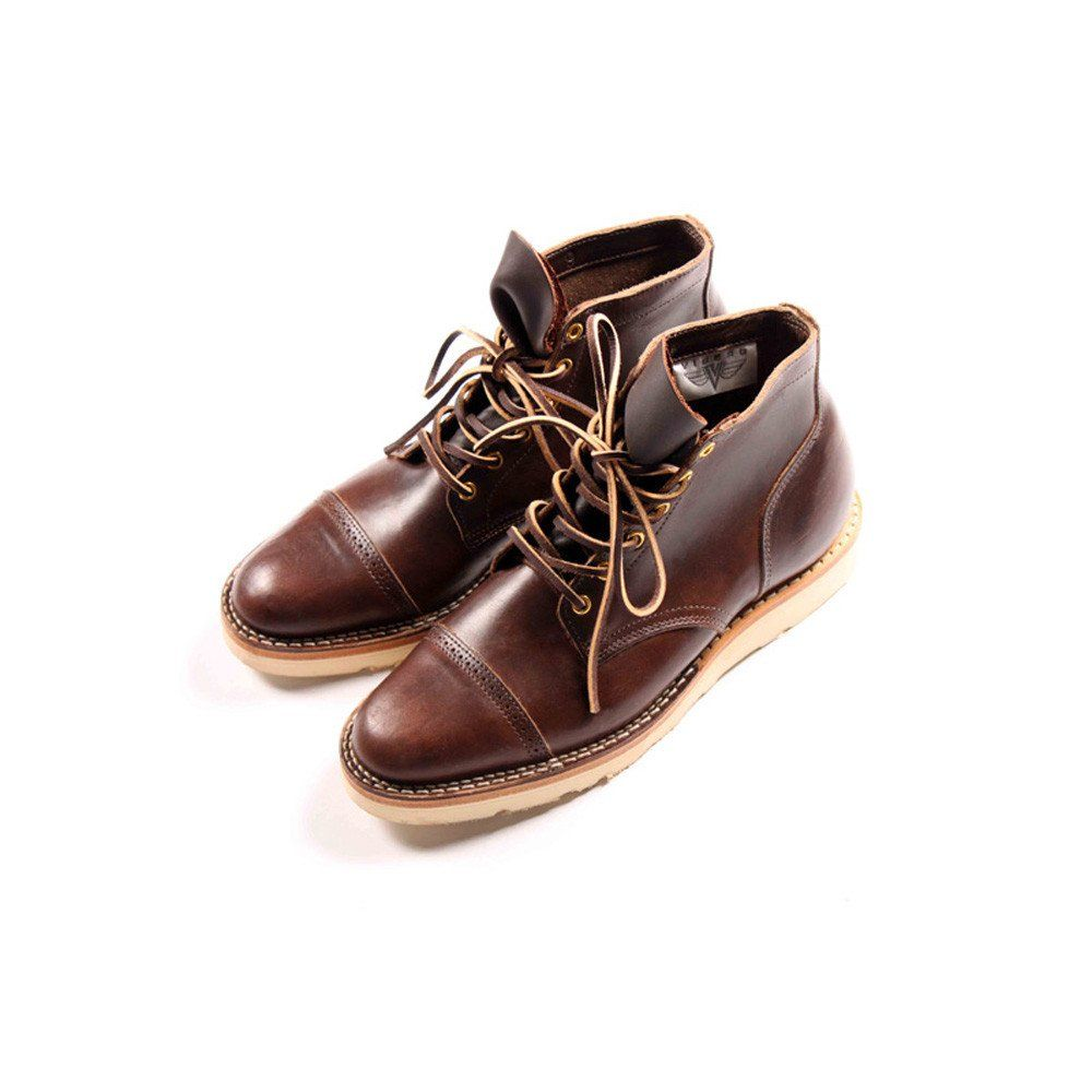 fcad26a59d6 Viberg 1950 Service Boot - Icy Mocha Chromexcel with 4014 Christy ...