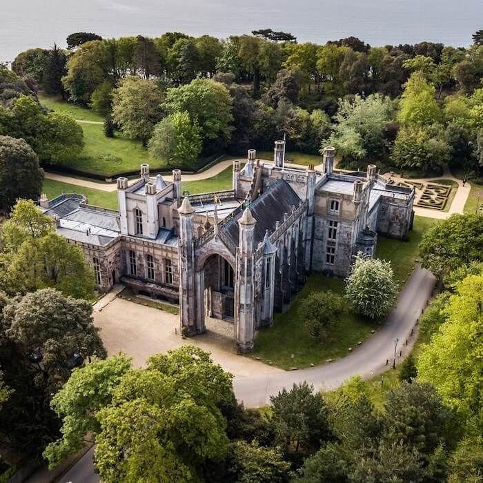 7 Beautiful Castles in the UK Wedding venue castles