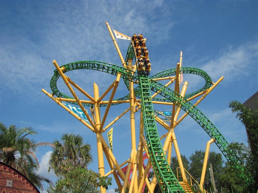 Cheetah Hunt Busch Gardens Tampa Florida Roller Coasters I Have Ridden Pinterest