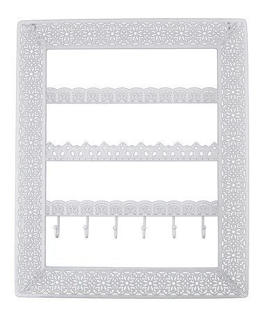 Love this Metal Wall Jewelry Holder by Enchante Accessories on