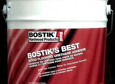 5 Gallon Bostik S Best Adhesive Bostik Best Wood Flooring Adhesive Lumber Liquidators