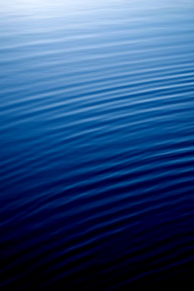 Iphone Wallpapers Background Blue Ripples Water Ios Wallpapers
