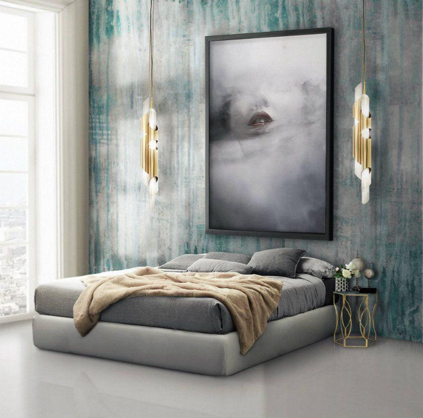 Die perfekten Lampen fürs Schlafzimmer   Schlafzimmer design ...