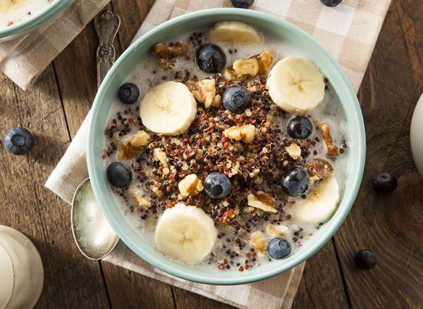 recipe: quinoa for breakfast weight loss [29]