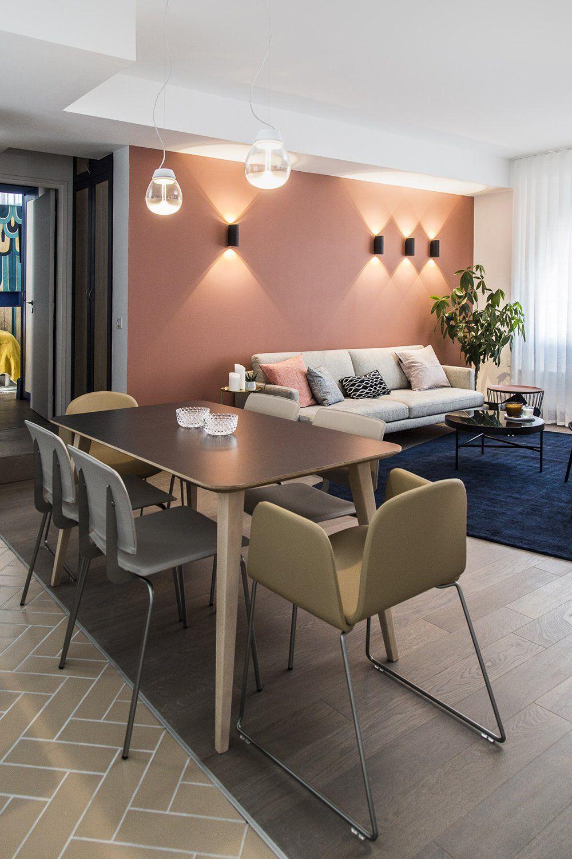 Avant-Après : un appartement atypique et coloré au cœur de Biarritz