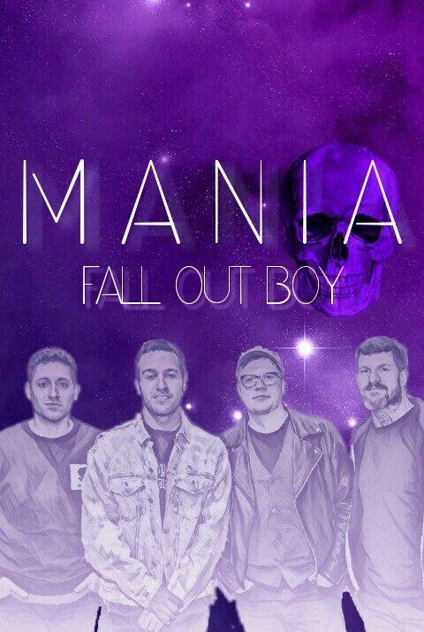 Mania Album Cover Fall Out Boy Wallpaper Fall Out Boy Wallpaper 97 Wallpapers Art Wallpapers