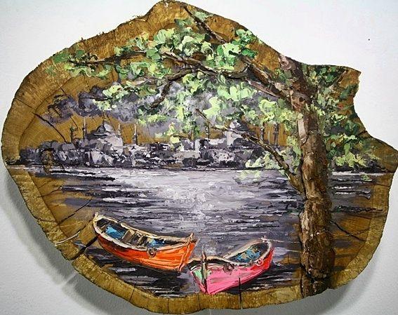 Kutuk Boyama Billet Painting Tablolar Resim Painting