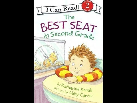 ▷ The Best Seat in Second Grade - YouTube | Beginning Year ...